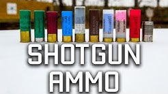 Navy SEAL Reviews Shotgun Ammo | Tactical Rifleman