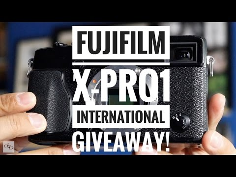 Fujifilm X-Pro1 International Giveaway! (Español 1:46- 3:48 / 05:27)