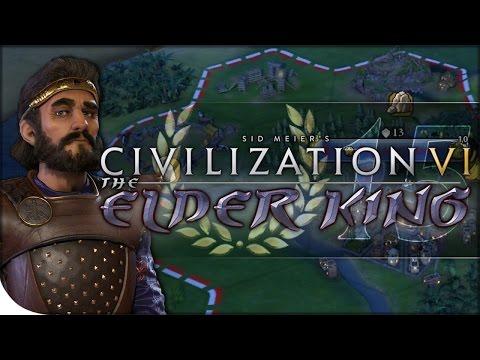 Satellite Surprise | Civilization VI — The Elder King 15 | Fractal King