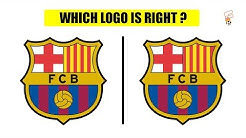 The Hardest Football Logo Quiz You'll Ever Take ⚽ Which Logo Is right ? ⚽ Football Quizzes