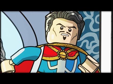 LEGO MARVEL AVENGERS - New Doctor Strange DLC Level!