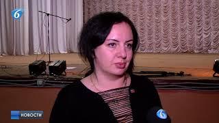 В ДК Шахтер пошел концерт патриотической песни