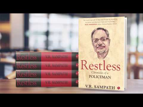 Restless - Chronicles Of A Policeman (Rupa Publications)