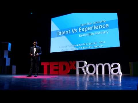 The problem with experience for entrepreneurs | SAMI ISMAIL | TEDxRoma