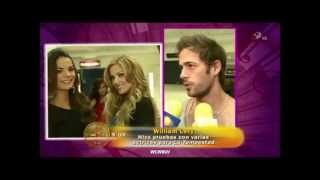 William Levy @willylevy29 y La Tempestad en Hoy 29 Enero 2013