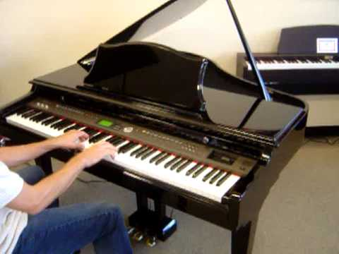 Digital Baby Grand Piano >> Digital 4 Baby Grand Piano Mpg Youtube