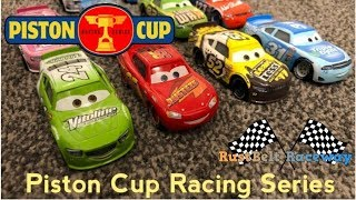 Piston Cup Racing Series PCRS | Race 3/7 RustBelt Raceway Stop Motion