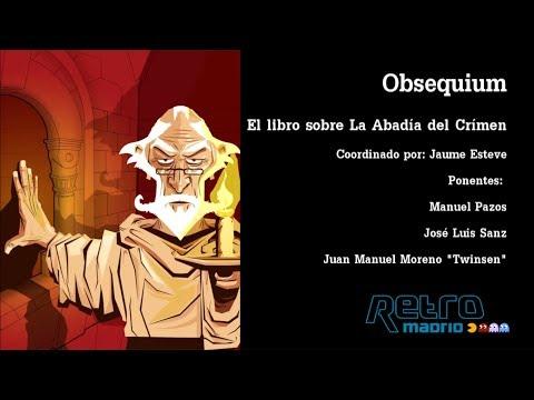 retromadrid-2014---presentación-obsequium---el-libro-sobre-la-abadía-del-crímen.
