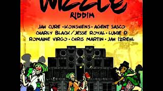 Wizzle Riddim Mix (Full) Feat. Romain Virgo, Jah Cure, Chris Martin, Konshens (June 2018)