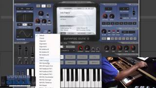 Check It Out: Synapse Dune 2 Voice & Oscillator Section - SoundsAndGear.com