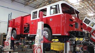 Fire Truck Refurbishment | Firetrucks Unlimited