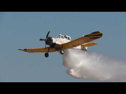 Athens Flying Week 2017 Hellenic Air Force PZL M-18 Dromader