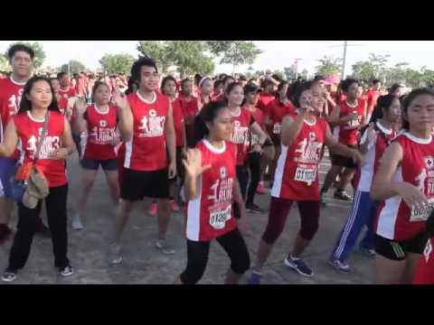 Philippine National Red Cross Run for Humanity 2016 Capiz Chapter