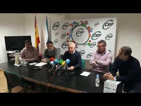 Los policías amenazados con expediente por el Concellode Lugo niegan que insultaran a Méndez