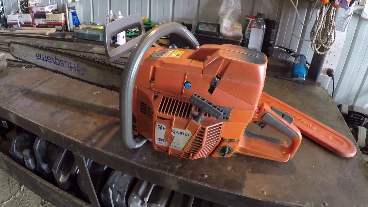 Husqvarna 395xp This Could Be The Best Chainsaw Ever Made Youtube