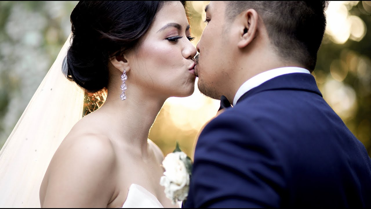 { Ron + Pau } A Wedding Film at Le Jardin Rosella | Tagaytay Photo and SDE Video Package
