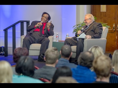 An evening with Lamont Dozier featured singing, storytelling and a lot of laughter.