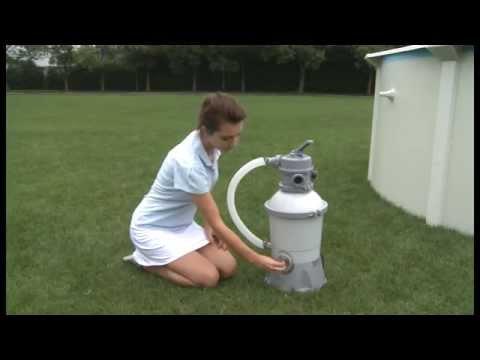 песочный фильтр бествей инструкция - фото 11