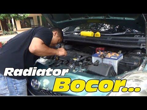 Radiator Bocor, dan Solusi Ketika Overheat di Jalan