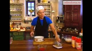 Рисовая запеканка с вишней