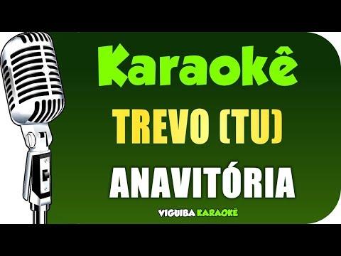 🎤 Karaokê - Trevo Tu - Antória -Violão