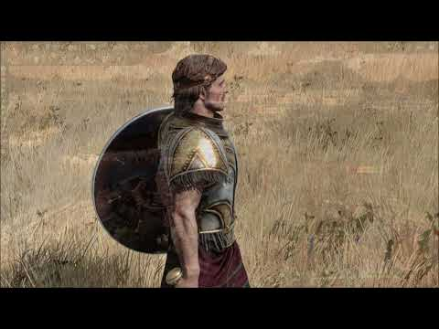 Diomedes mechanics and an endgame battle on hard difficulty |