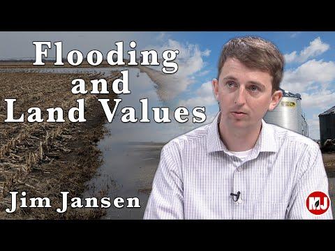 Flood Impacts on Land Values with Jim Jansen | April 19, 2019