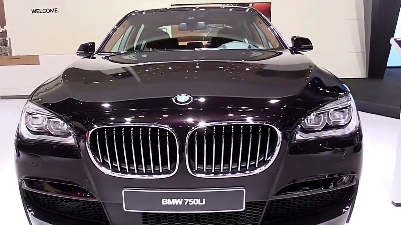 2018 BMW 7 Series 750Li Design Limited Special First Impression Lookaround Review