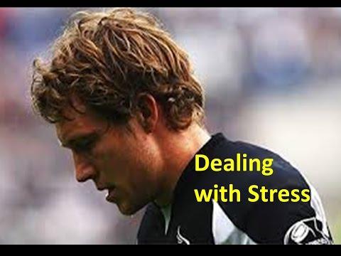 Jonny Wilkinson Dealing with Stress