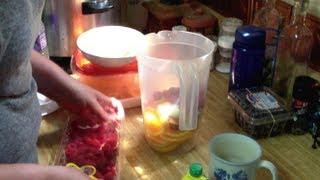 How To Make Easy As Frig Sangria