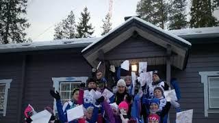 Kilparyhmän kotileiri 12.-13.1.2019