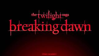TWILIGHT Breaking Dawn soundtrack - Vitaliy Zavadskyy