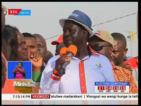 Mirindimo: Licha ya Alfred Mutua kutumbuiza wenyeji