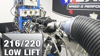 """TSP Stage 3 Low Lift 216/220, .550""""/.550"""" Truck Camshaft"""