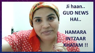 खुशखबरी है!! Gudnews aagai, और batane ka time agya aplogo ko !!  || bangalorevloggervasundhara