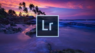 How to edit AMAZING LANDSCAPE PHOTOS in Lightroom 📷 Benjamin Jaworskyj