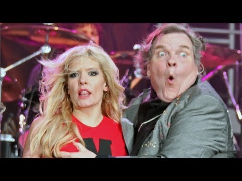 Meat Loaf compilation at Newbury Racecourse 2013