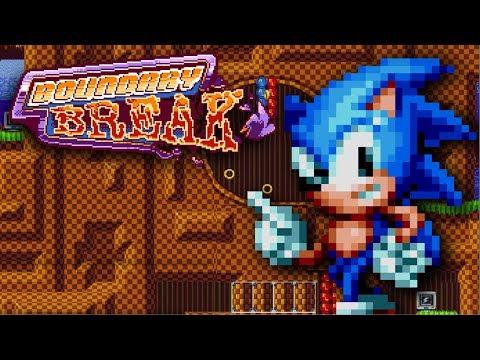 Off Camera Secrets | Sonic Mania - Boundary Break