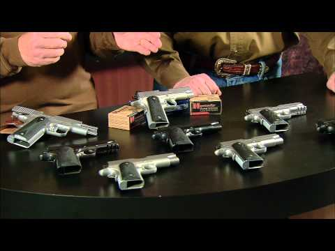 Kimber 1911 Compact & Pro Carry Family
