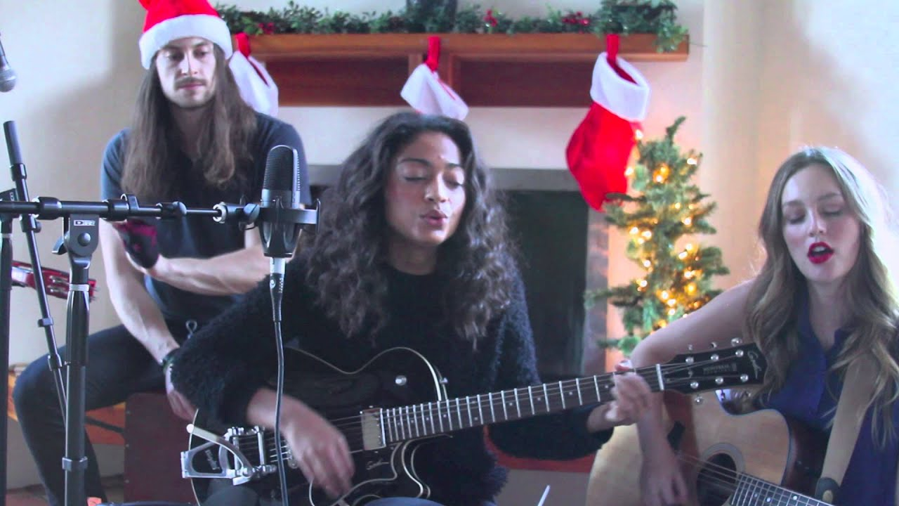 Elvis - Blue Christmas (Cover) by Dana Williams and Leighton Meester ...