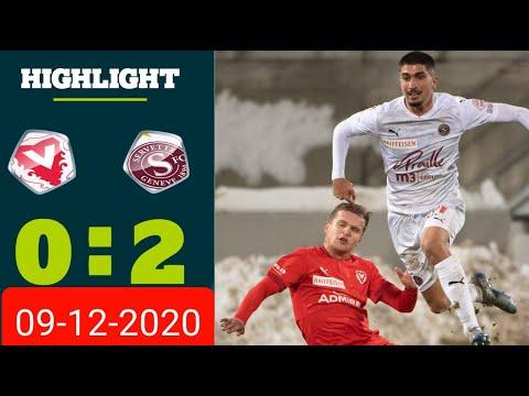 Vaduz Servette Goals And Highlights