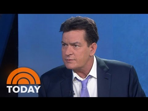 Charlie Sheen On Supporters, Finances, Revealing HIV Status To Family   TODAY