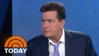 Charlie Sheen On Supporters, Finances, Revealing HIV Status To Family | TODAY