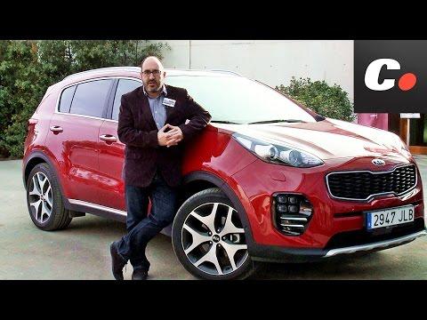 Kia Sportage SUV | Primera Prueba / Review en español | Contacto | coches.net
