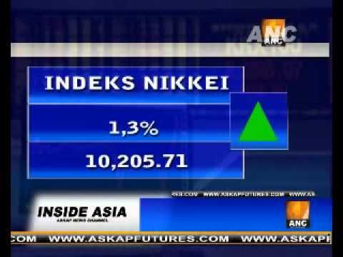 Inside Asia [Bursa saham Asia dibuka menguat pada hari Jumat]