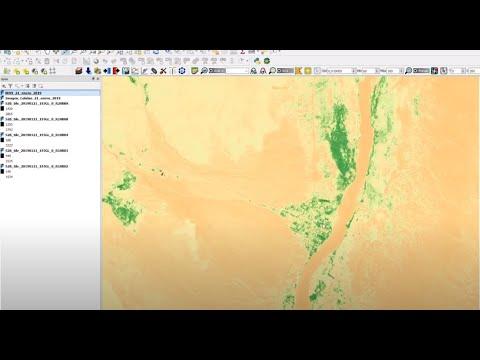 Proyecto MST NOA - Software para procesamiento y análisis de información geoespacial