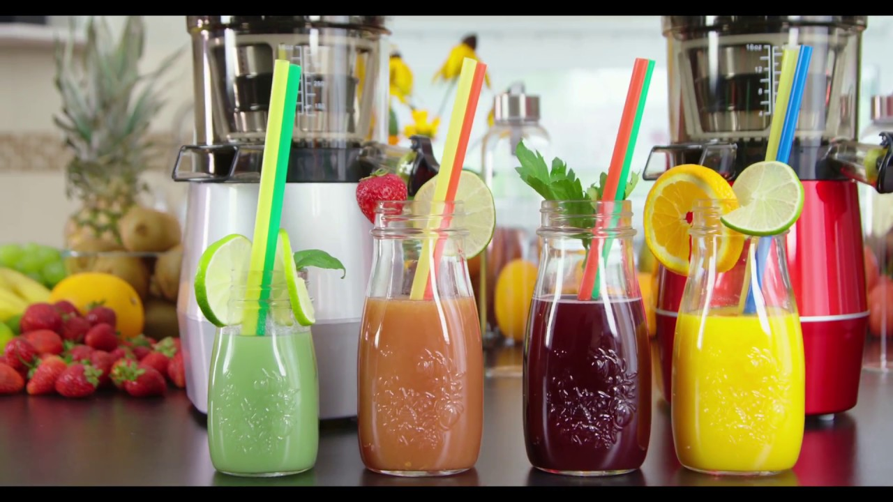 Zebra Whole Slow Juicer Erfahrungen : Byzoo Zebra whole slow juicer - YouTube