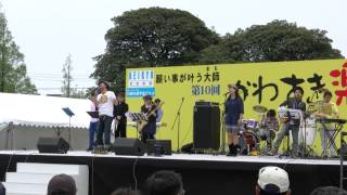 2014/4/19 第10回かわさき楽大師まつりメインステージで開催されたいと...