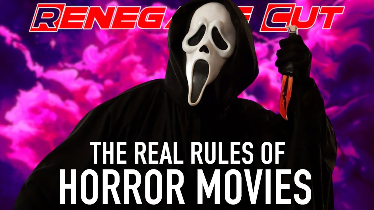 The Real Rules of Horror Movies | Renegade Cut