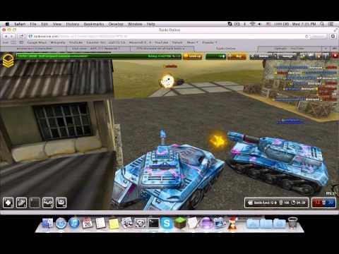 Tanki Online Rebalance Gameplay Thunder M0 Mammoth M1